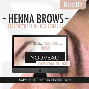 Henna brows  - kit inclus